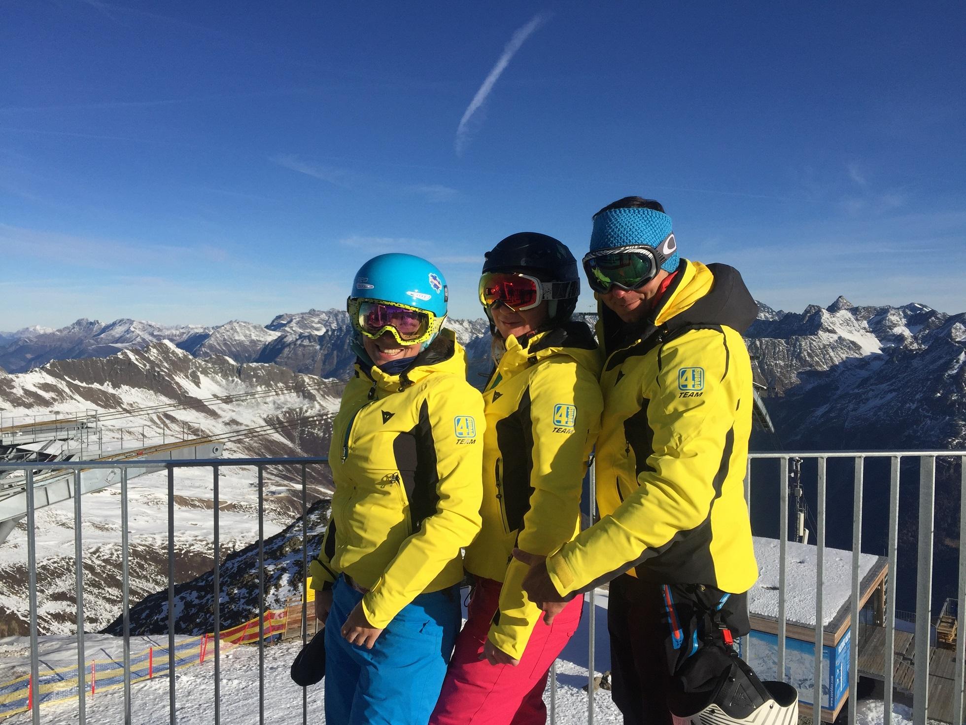 Elit Ski Camp Sölden